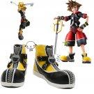 Free Shipping Kingdom Hearts 2 Sora Cosplay Shoes Boots