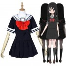Free Shipping Magical Girl Site Cosplay Asagiri Aya Anazawa Nijimi Costumes Uniform