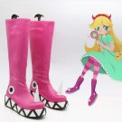 Free Shipping Star vs.the Forces of Evil Princess Star Butterfly Magic Cosplay Shoes Boots