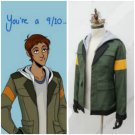 Free Shipping  Voltron Legendary Defender Lance Coat Cosplay Costume man Jacket Hoodie Custom Made