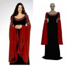 Free Shipping The Lord of The Rings princess Arwen cosplay costume