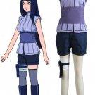 Free Shipping Naruto The movie The last Hinata Hyuga Ninja outfit Cosplay Costumes