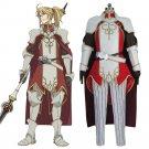 The Rising of the Shield Hero Kitamura Motoyasu Tate no Yuusha no Nariagari Cosplay Costume