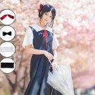 Free Shipping Kaguya-sama: Love Is War Shinomiya Kaguya Fujiwara Chika Cosplay Costumes