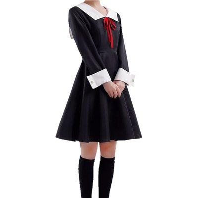 Free Shipping Kaguya-sama: Love is War Fujiwara Chika Cosplay Costume School Uniform