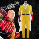 Free Shipping ONE PUNCH MAN Cosplay costumes Super hero Saitama Cosplay