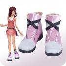 Free Shipping Kingdom Hearts Cosplay Shoes Kairi Cosplay Boots Custom Made