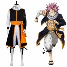 Free Shipping  Fairy Tail Final Season Cosplay Etherious Natsu Dragneel Cosplay Costume Custom Made