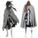Free Shipping Dororo Cosplay Hyakkimaru Costume Custom Made
