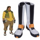 Free Shipping Voltron: Legendary Defender Tsuyoshi Hunk Garrett Cosplay Shoes Boots