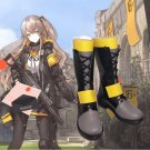 Free Shipping Girls Frontline Ump45 Cosplay Shoes Boots Custom Made