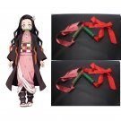 Demon Slayer: Kimetsu no Yaiba Kamado Nezuko Cosplay Sealing Stick Cosplay Props