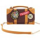 Free Shipping Potter Wallet Bag Hogwarts PU School Badge Wallet Shoulder Bag Handbags