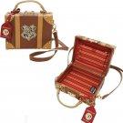 Free Shipping Harry Potter Bag Hogwarts PU School Badge Small suitcase Shoulder bag