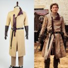 Free Shipping Game of Thrones Kingslayer Ser Jaime Lannister Outfit Cosplay Costume