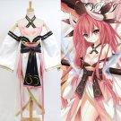 Free ShippingDate A Live Kotori Itsuka Elohim Gibor Kimono Cosplay Costume Full Sets