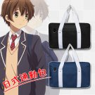 Free Shipping Japanese JK College Student Bags School Bag Commuter Bag Anime
