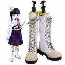 Free Shipping Demon Slayer: Kimetsu No Yaiba Cosplay Shoes Tsuyuri Kanawo Boots