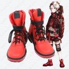 Free Shipping Demon Slayer Kimetsu no Yaiba Cosplay Shoes Hashibira Inosuke Cosplay Boots