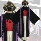 Free Shipping Demon Slayer: Kimetsu no Yaiba Douma Cosplay Costume Custom Made