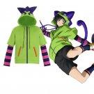 SK8 the Infinity Miya Chinen Hoodie Cosplay Costumes Hooded Zipper Sweatshirt Anime Pullover