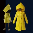 Free Shipping Little Nightmares 2 Six Cosplay Costume Outfit Uniform Halloween Suit Coat Only