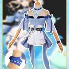 Genshin Impact Qin Costume Swimsuit Girls Women Cute Qin Cosplay Swimwear Swimming Clothing