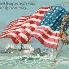 Decoration Day Postcard Vintage Raphael Tuck American Flag