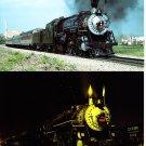 Postcards NEW GEORGIA RAILROAD Atlanta and West Point Railroad's No. 290