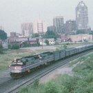 Amtrak's The Silver Star No. 909 Postcard Train Railroad Locomotive