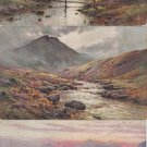 Raphael Tuck Postcards Lot of 3 Antique Scenic