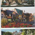 Picture Folder SOLVANG CALIFORNIA 12 Views Souvenir Booklet