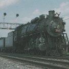 Postcard St. Louis-San Francisco Railway Steam Train Locomotive #1522