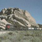 Southern Pacific Railroad Dash 9-44CW Unit #8139 Postcard