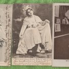 Three Post Cards MISS EDNA MAY American Actress Film Stage Antique Used