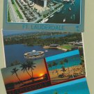 Lot of 6 FLORIDA Unused Post Cards Cypress Gardens Ft. Lauderdale