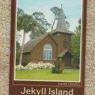 FAITH CHAPEL Post Card JEKYLL IL]SLAND, GEORGIA Historic Building Church
