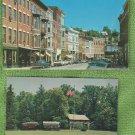 General Grant's Home Postcard and Souvenir Folder Galena Illinois