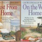 Lot of 2 Laura Ingalls Wilder Books PB
