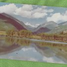 Jumbo Post Card Scenic Sheep Lake Colorado Rocky Mountain National Park
