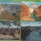 ARIZONA POSTCARDS Hoover Dam Grand Canyon Scenic