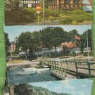 SVENDBORG Denmark Postcards Scenic Continental Lot of 5