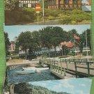 SVENDBORG Denmark Postcards Scenic Continental Lot of 5