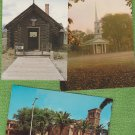 U.S. Chapels/Churches Post Cards Historic Buildings Forest Lawn Methodist