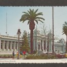 Riverside, California County Court House Postcard Historic Building