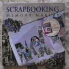Scrapbooking Memory Makers Hardcover Book Crafts