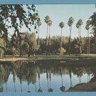 McKinley Park Postcard Sacramento, California Trees Scenic