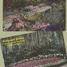 Bellingrath Gardens Postcards Mobile, Alabama