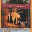 Three Kentucky Postcards Mammoth Cave Fort Knox Bardstown
