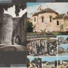 LAON Postcard Assortment, Old Buildings, Street Views, Castle